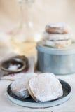 Rum cookies Stock Photography