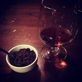 Rum di Diplomatico Fotografia Stock