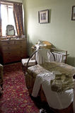 Rum för Lanhydrock husbetjänter Arkivbild