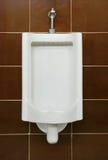 Rum för offentlig toalett Arkivbilder