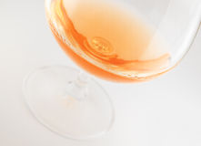 Rum glass Royalty Free Stock Images