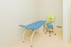 Rum i det moderna sjukhuset Royaltyfri Fotografi