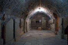 Rum i källaren Arkivfoto