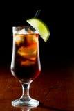 Rum i kola obraz stock