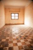 Rum på folkmordmuseet Royaltyfria Foton