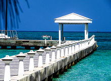 Rum Point Grand Cayman Royalty Free Stock Image