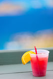 Rum punch Royalty Free Stock Images