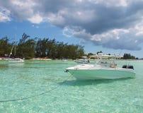 Rum-Punkt-großartiger Kaiman Cayman Islands Lizenzfreie Stockfotografie