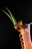 Rum-Seitentrieb - die meiste populäre Cocktailserie Stockfoto