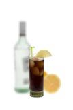 Rum und Koks lizenzfreies stockfoto