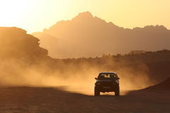 rum wadi Fotografia Royalty Free