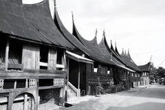 Rumah Gadang lizenzfreie stockfotos