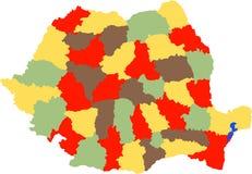 Rumania Imagen de archivo libre de regalías