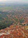 Rumania. Brasov. Foto de archivo