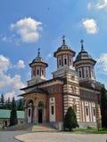 Rumania. Monasterio de Sinaia Fotos de archivo libres de regalías