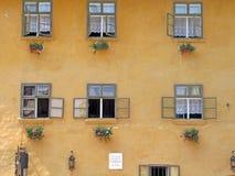 Rumania, Sighisoara Imagen de archivo libre de regalías