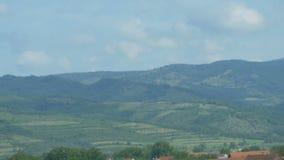 Rumano Forest Hills View almacen de metraje de vídeo