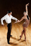 Rumba a dança Foto de Stock