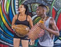 Rumba en Havana Cuba Photo libre de droits