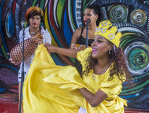 Rumba en Havana Cuba fotos de archivo