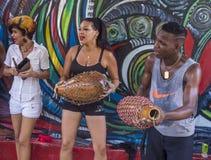 Rumba en Havana Cuba Fotografía de archivo