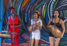 Rumba in Havana Cuba Stock Fotografie