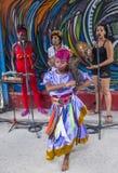 Rumba in Havana Cuba Royalty-vrije Stock Foto