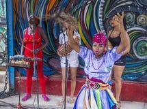 Rumba in Havana Cuba Stock Foto