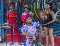 Rumba in Havana Cuba Royalty Free Stock Images