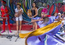 Rumba in Havana Cuba Royalty Free Stock Images
