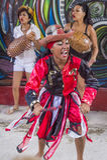 Rumba in Havana Cuba Royalty Free Stock Photography