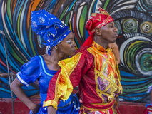 Rumba in Havana Cuba Stock Images