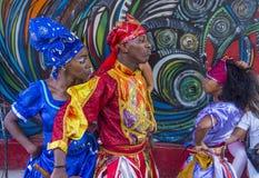 Rumba in Havana Cuba Stock Photos