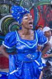 Rumba i Havana Cuba Royaltyfri Foto
