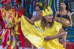 Rumba i Havana Cuba Arkivfoton