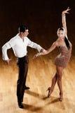 Rumba taniec Zdjęcie Stock