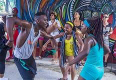 Rumba w Hawańskim Kuba obraz stock