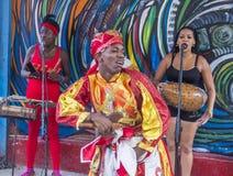Rumba w Hawańskim Kuba obrazy stock