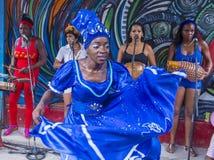 Rumba w Hawańskim Kuba fotografia royalty free