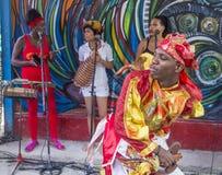 Rumba w Hawańskim Kuba obrazy royalty free