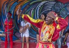 Rumba w Hawańskim Kuba zdjęcie royalty free