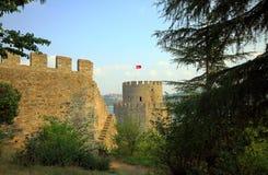 Rumeli Castle Stock Photos
