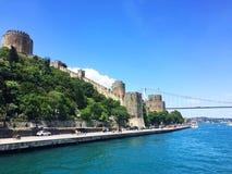 Rumeli Castle στοκ φωτογραφίες με δικαίωμα ελεύθερης χρήσης