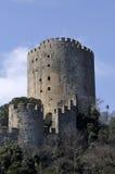Rumeli castle, istanbul Stock Photography
