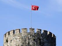 Rumeli castle, istanbul Royalty Free Stock Image