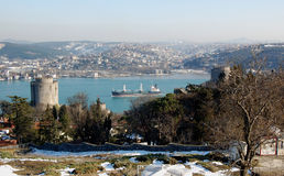 Rumeli fortress Stock Photography
