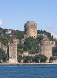 Rumeli Fortress, Istanbul Royalty Free Stock Photo