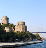 The Rumeli Fortress, Turkey Stock Photo