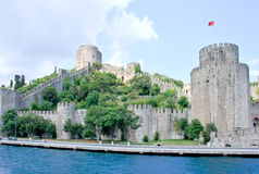 Rumeli Hisari Castle Stock Photography