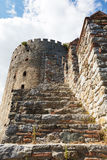 Rumelihisari fortress Royalty Free Stock Images